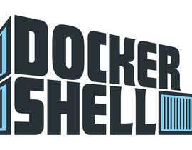 nº 77 pour Design et logo til Docker Shell par giobanfi68