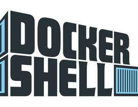 Nro 77 kilpailuun Design et logo til Docker Shell käyttäjältä giobanfi68
