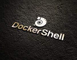 #75 for Design et logo til Docker Shell by eddesignswork