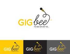 #58 para Logo Design for GigBee.com  -  energizing musicians to gig more! de aabols