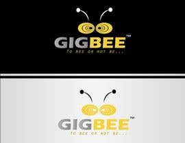 #232 for Logo Design for GigBee.com  -  energizing musicians to gig more! by daviddesignerpro