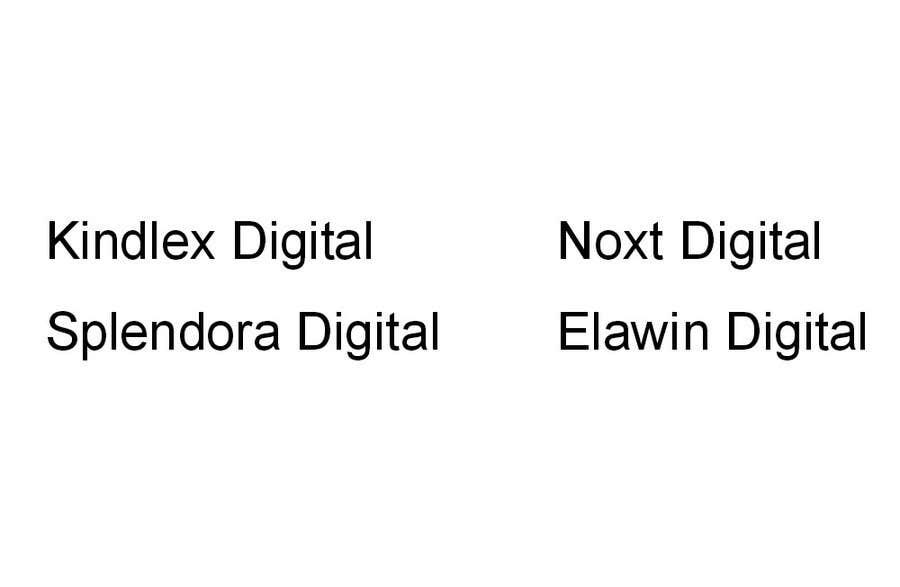 Konkurrenceindlæg #                                        67                                      for                                         Find a Name for a Digital Marketing Agency