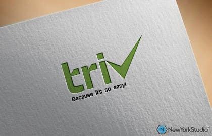 Nro 43 kilpailuun Design a logo for triv.ch käyttäjältä SergiuDorin