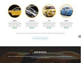 #16 para Need wordpress site designed for Jamaican Car Rental Agency por yoonpa