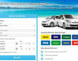 #2 para Need wordpress site designed for Jamaican Car Rental Agency por netmente