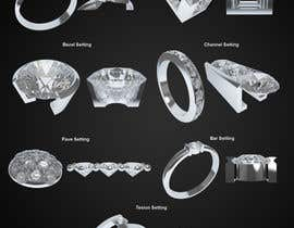 nº 2 pour Make 3D mockups for rings par aminemax