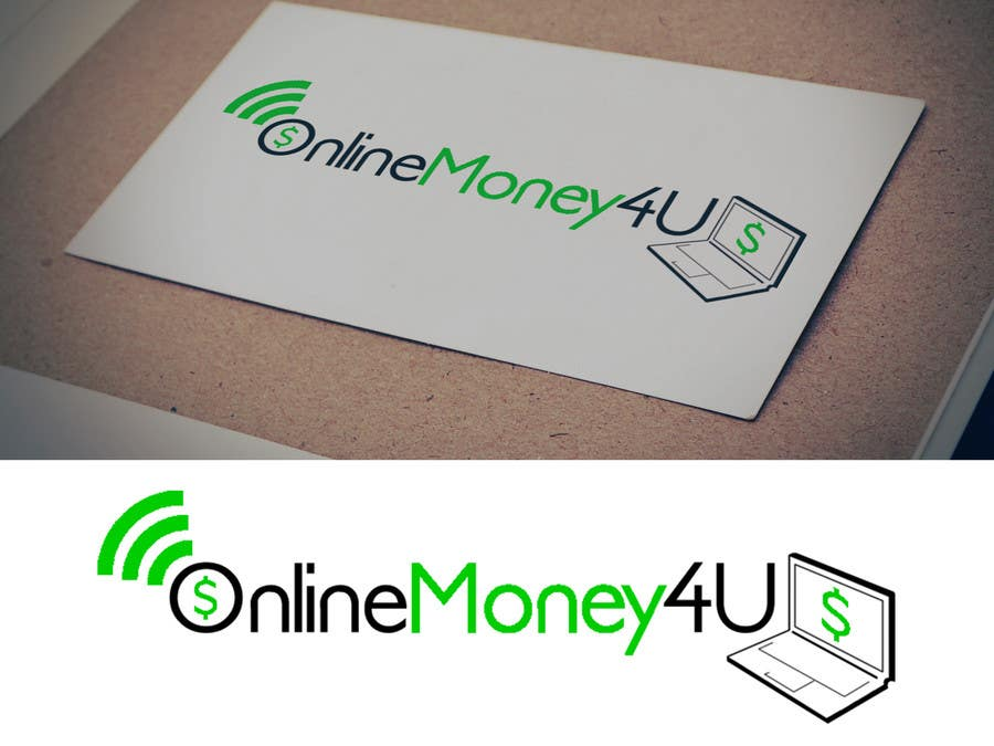 Contest Entry #                                        27                                      for                                         Design a Logo for Online Money