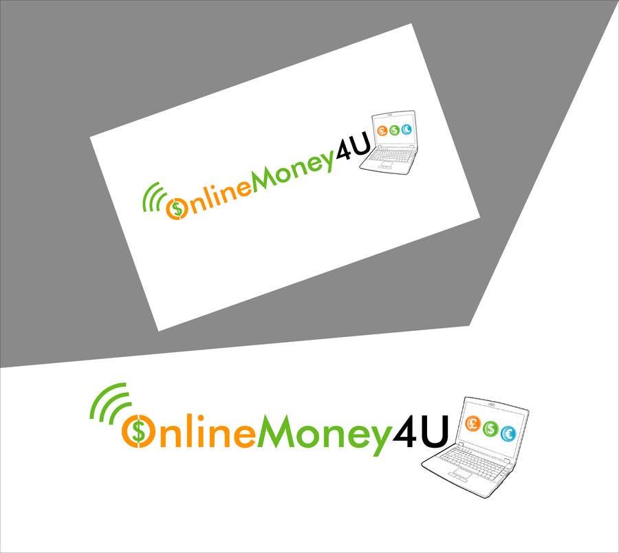 Konkurrenceindlæg #29 for Design a Logo for Online Money