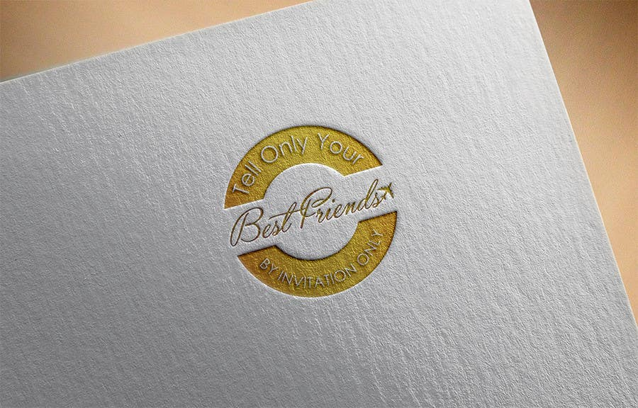 "Konkurrenceindlæg #105 for Design a Logo for a luxury travel company ""Tell Only Your Best Friends"""