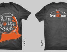 #32 cho Design a T-Shirt for DrumART.com bởi chromedokuro