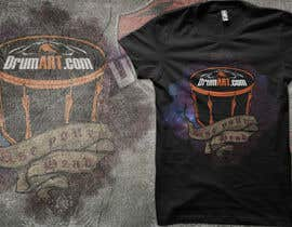 #26 for Design a T-Shirt for DrumART.com by LynArts