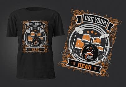 #12 untuk Design a T-Shirt for DrumART.com oleh murtalawork