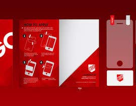 nº 11 pour Create Print and Packaging Designs for Screen Protector par dabanzz
