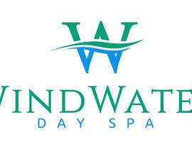 #30 untuk Design a Logo for Wind Water Day Spa oleh cbarberiu