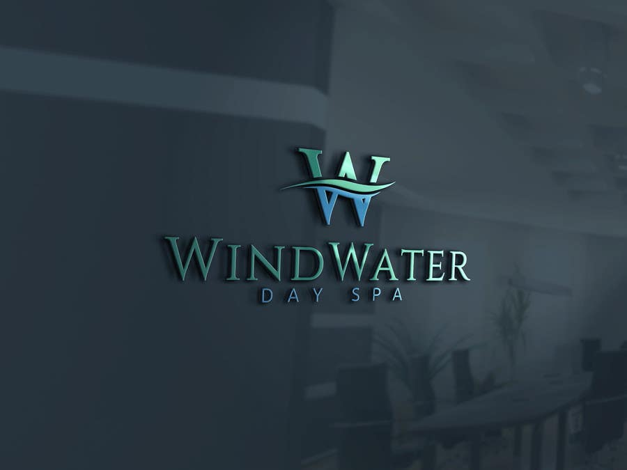 Contest Entry #36 for Design a Logo for Wind Water Day Spa