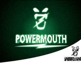 "#60 untuk Logo and Symbol Design for ""POWERMOUTH"", melodic industrial metal band oleh VegetaDTX"