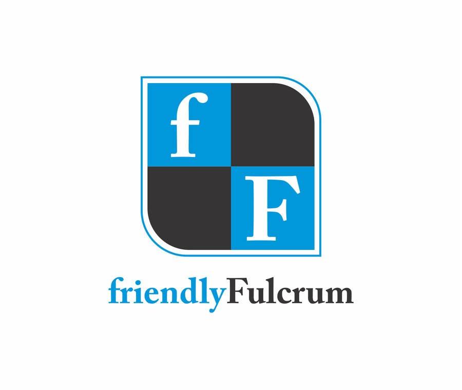 Konkurrenceindlæg #                                        6                                      for                                         Design a Killer Logo for Friendly Fulcrum