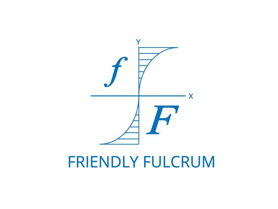 Konkurrenceindlæg #                                        38                                      for                                         Design a Killer Logo for Friendly Fulcrum