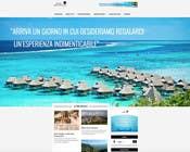 Graphic Design Inscrição do Concurso Nº9 para Create an image with text as a banner for my Travel Blog Homepage