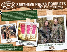 #7 cho Design a Flyer for Southern Racks LLC bởi teAmGrafic
