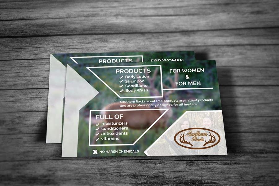 Penyertaan Peraduan #11 untuk Design a Flyer for Southern Racks LLC