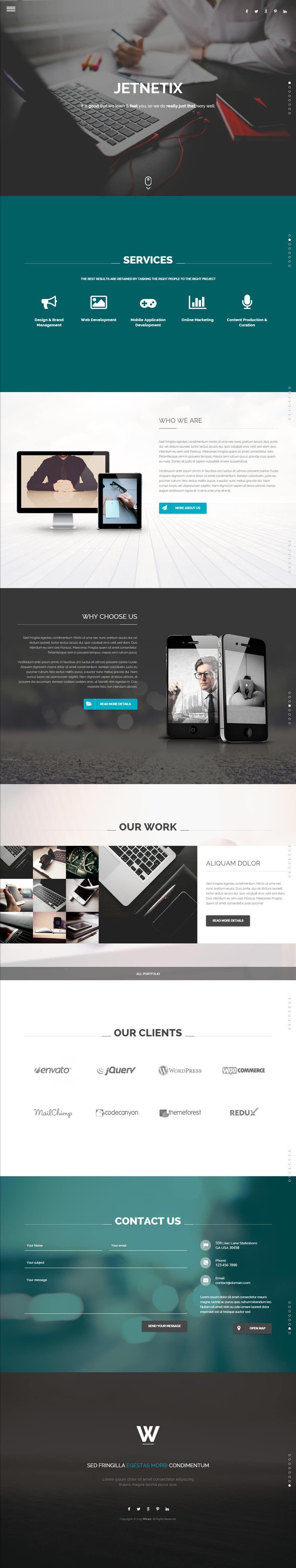 Konkurrenceindlæg #                                        5                                      for                                         Build a Website for Website/Graphic Design Agency