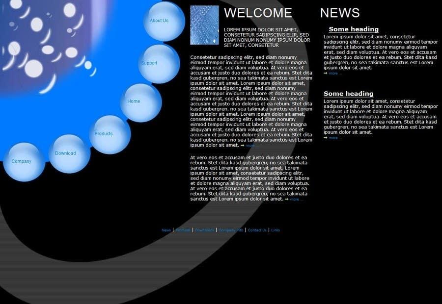 Konkurrenceindlæg #                                        9                                      for                                         Build a Website for Website/Graphic Design Agency