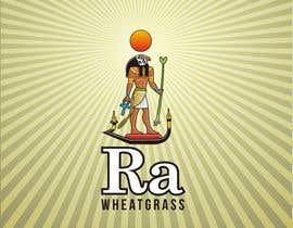 #56 for I need some Graphic Design for   Ra Wheatgrass by YONWORKS
