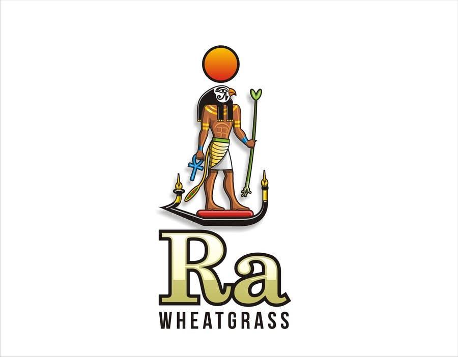 Konkurrenceindlæg #59 for I need some Graphic Design for   Ra Wheatgrass