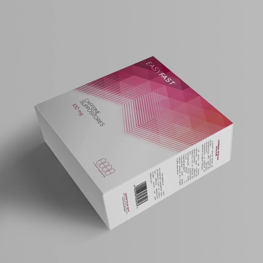 Penyertaan Peraduan #11 untuk logo and Packaging Designs for Easyfast