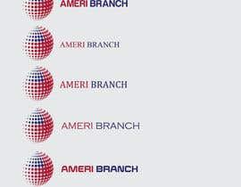 #26 cho Design a Logo for AmeriBranch bởi bratnk