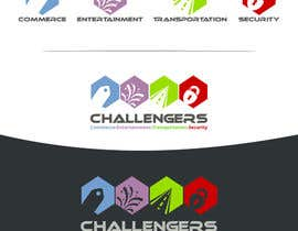 #47 cho Design Logos for the Four Verticals of Challengers Event bởi lucianito78