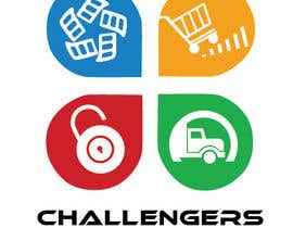 #229 cho Design Logos for the Four Verticals of Challengers Event bởi nat385