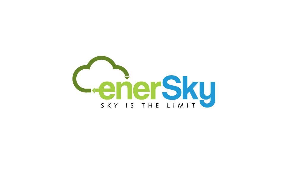 Kilpailutyö #231 kilpailussa Design a Logo for EnerSky
