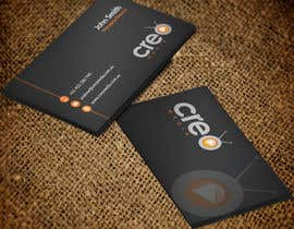 #57 for Design some Business Cards for Creo Media af mdreyad
