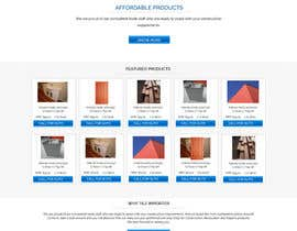 #3 for Design A Website Skin as Per Requirements. by webidea12