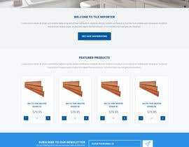 #5 for Design A Website Skin as Per Requirements. by hdeziner92