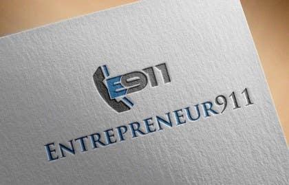 #56 for Design a Logo for E N T R E P R E N E U R 9 1 1 af mdrashed2609