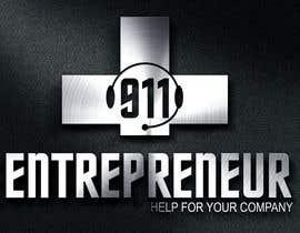 #50 for Design a Logo for E N T R E P R E N E U R 9 1 1 af Termoboss