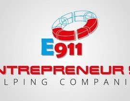#75 untuk Design a Logo for E N T R E P R E N E U R 9 1 1 oleh flowkai