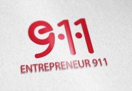 Penyertaan Peraduan #23 untuk Design a Logo for E N T R E P R E N E U R 9 1 1