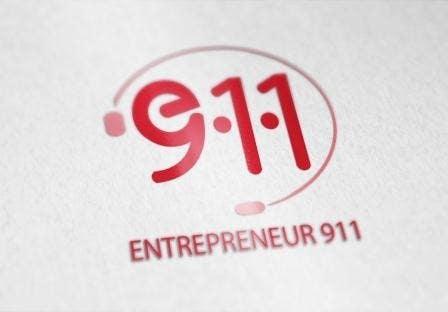 Penyertaan Peraduan #61 untuk Design a Logo for E N T R E P R E N E U R 9 1 1