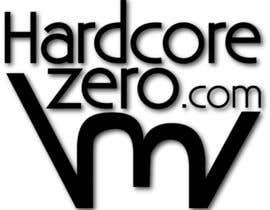 Nro 4 kilpailuun Design a Logo for Hardcorezero.com käyttäjältä matiaslevy8