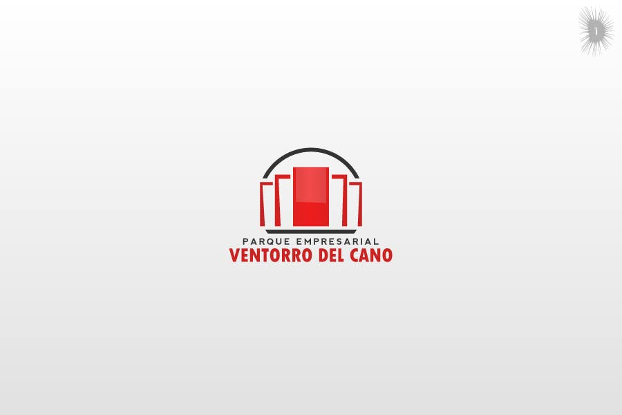 "Illustrator Contest Entry #44 for Diseñar un logotipo for ""PARQUE EMPRESARIAL VENTORRO DEL CANO"""