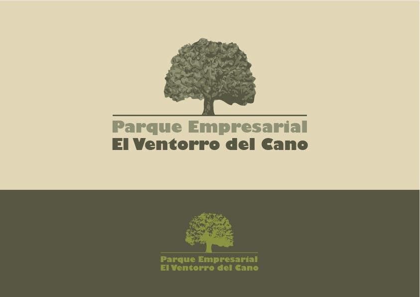 """Illustrator Contest Entry #52 for Diseñar un logotipo for """"PARQUE EMPRESARIAL VENTORRO DEL CANO"""""""