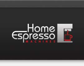 #75 para Design a Logo for home espresso machines por logoforwin