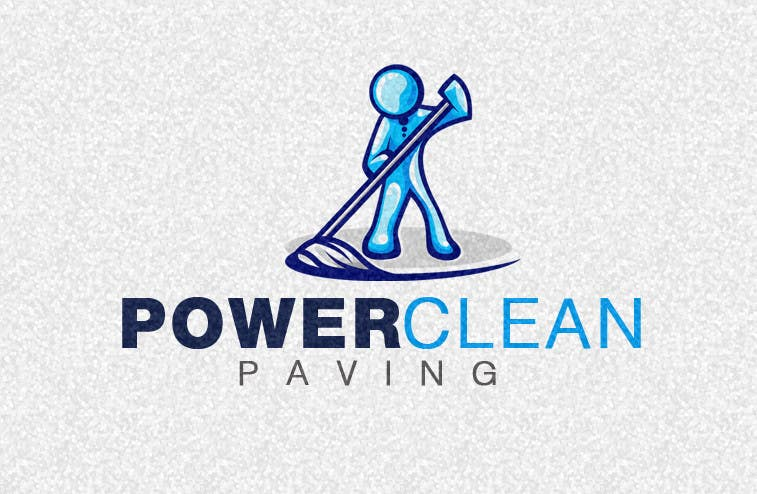 Contest Entry #49 for Design a Logo for Power Clean Paving