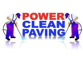 #6 para Design a Logo for Power Clean Paving por CodeIgnite