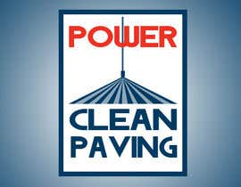 #16 para Design a Logo for Power Clean Paving por danielmoffat