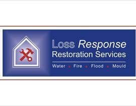 Nro 44 kilpailuun Design a Logo for a business that specialises in restoring properties after an unforeseen event such as a fire or flood käyttäjältä mpet